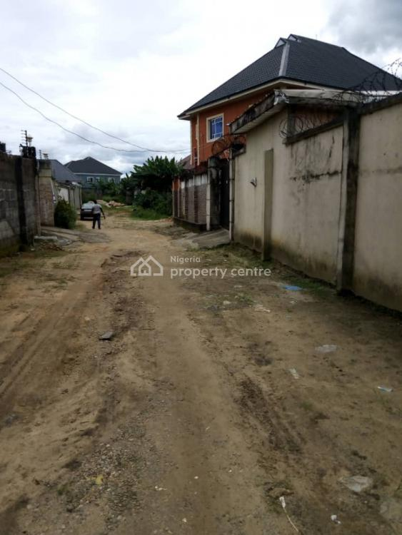 Landed Property, Uniport Road, Uzuoba, Port Harcourt, Rivers, Mixed-use Land for Sale