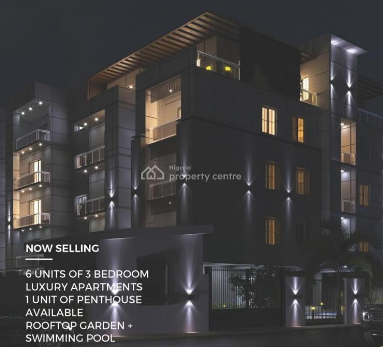 Luxury Three Bedrooms Apartment, Ikoyi, Lagos, Flat / Apartment for Sale