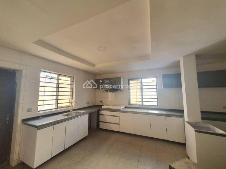 5 Bedroom Fully Detached + Bq + Cctv + Swimming Pool., Ikoyi, Lagos, Detached Duplex for Sale