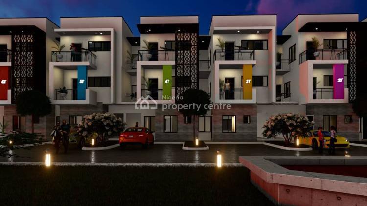 4 Bedroom Terrace Duplex, Mabuchi, Abuja, Terraced Duplex for Sale