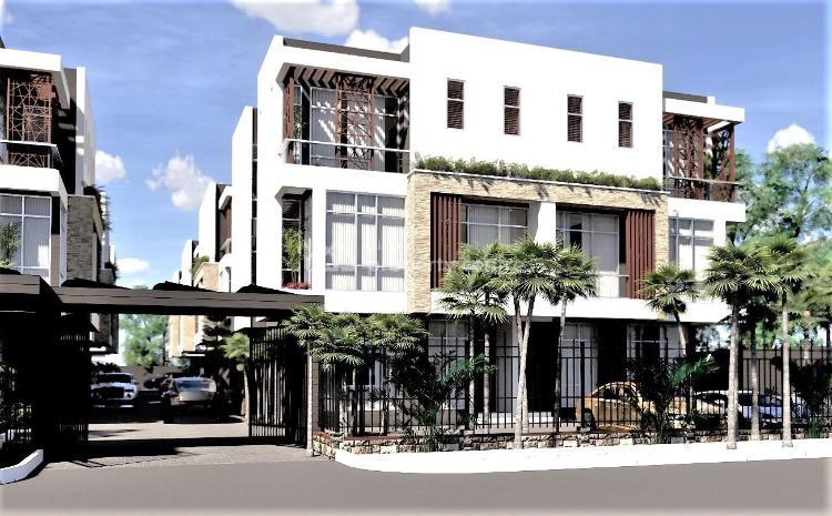 Luxurious 4 Bedroom Semi-detached House, Victoria Island (vi), Lagos, House for Sale
