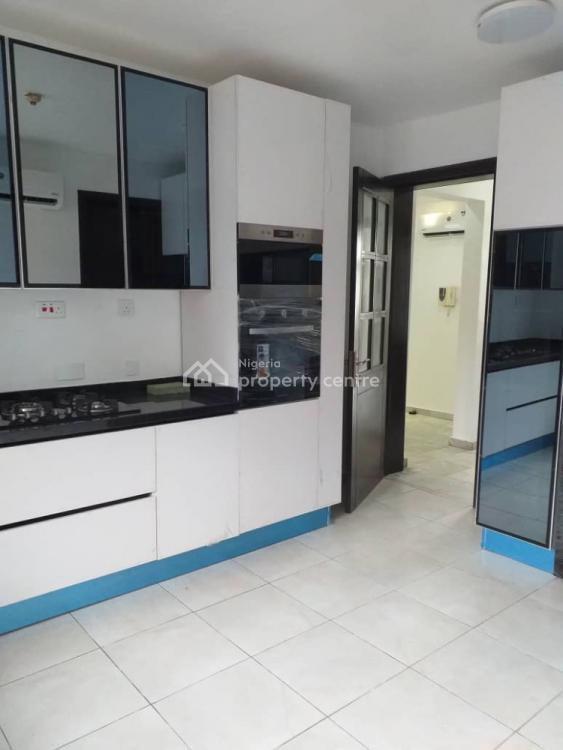 4 Bedroom Terrace Duplex with 2 Room Bq, Glover Road, Ikoyi, Lagos, Terraced Duplex for Rent