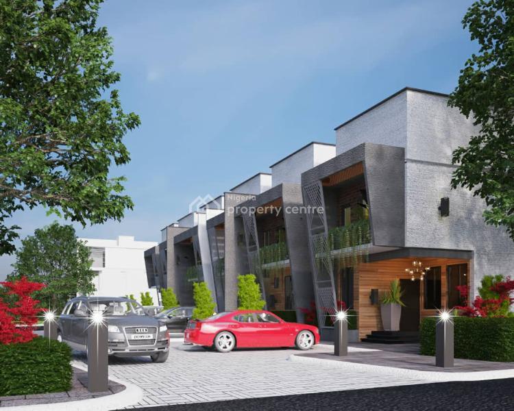 Semi Detached 4 Bedroom Duplex Plus 2 Bedroom  Bungalow, Asokoro District, Abuja, Semi-detached Duplex for Sale