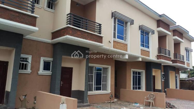 Brand New Luxury 4 Bedroom Terrace Duplex with a Maid Room, Okoya Estate., Adeniyi Jones, Ikeja, Lagos, Terraced Duplex for Sale