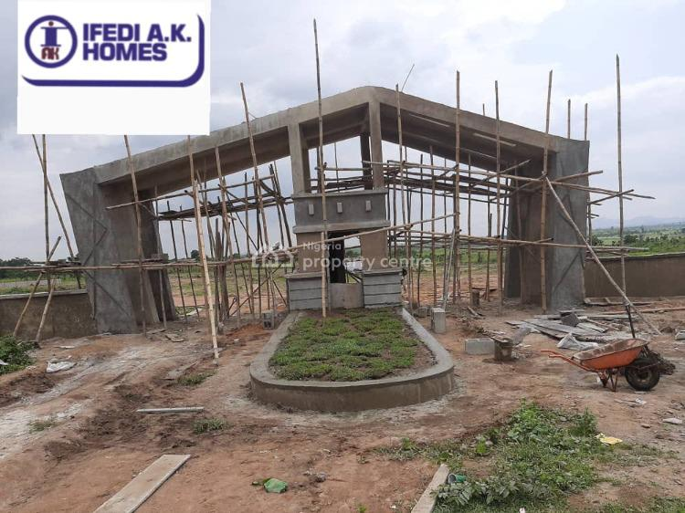 Estate Land C of O, Opposite The Railway Station, Idu Industrial, Abuja, Residential Land for Sale