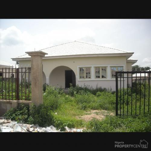 Brand New Spacious And Well Finished 4 Bedroom Bungalow