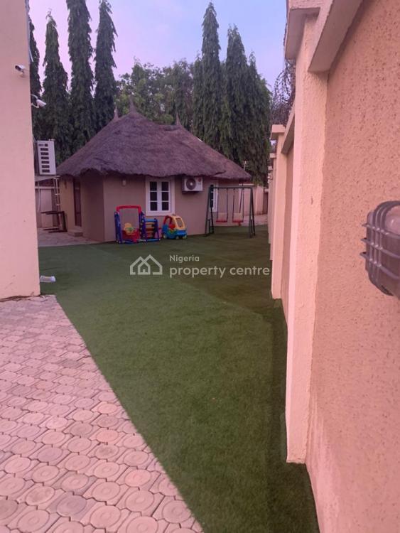 Three Units of 5 Bedroom Terrace Duplex with Bq, Asokoro District, Abuja, Terraced Duplex for Sale