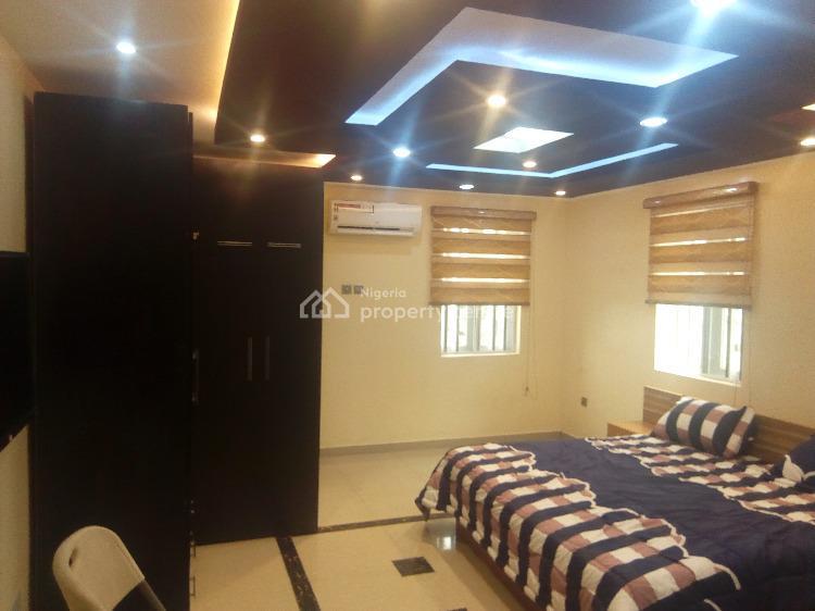 Super Luxury 5 Bedroom Duplex, Alhaji Jimoh Street, Hawko Bus Stop, Adeniyi Jones, Ikeja, Lagos, Detached Duplex Short Let