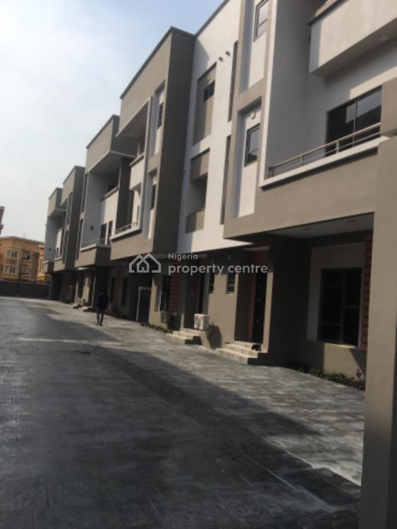 Exquisite Built 5 Bedroom Semi Detached + 1 Maid Quarters in an Estate, Oniru, Victoria Island (vi), Lagos, Semi-detached Duplex for Sale
