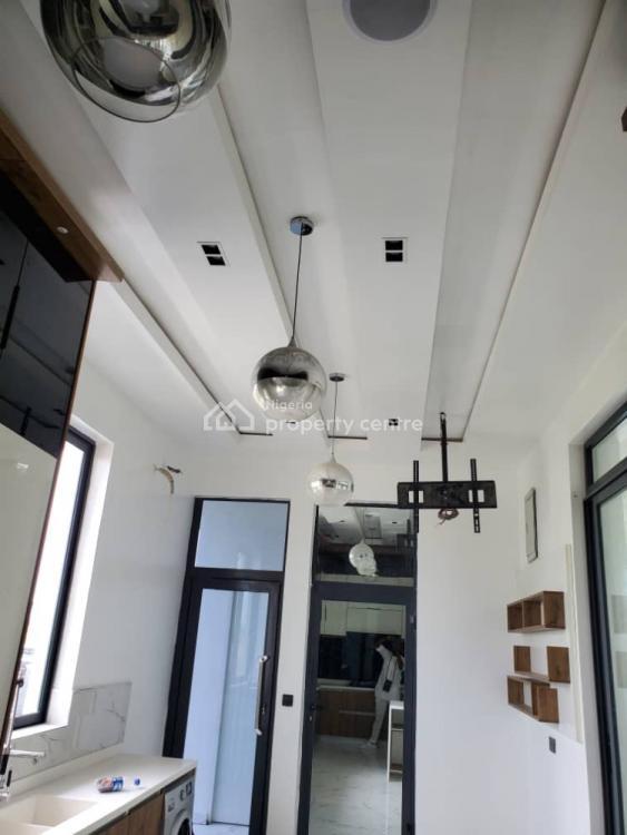 2 Nos Luxury 5 Bedrooms Semi-detached Duplex, Cowrie Creek Estate, Nicon Town, Lekki, Lagos, Semi-detached Duplex for Sale