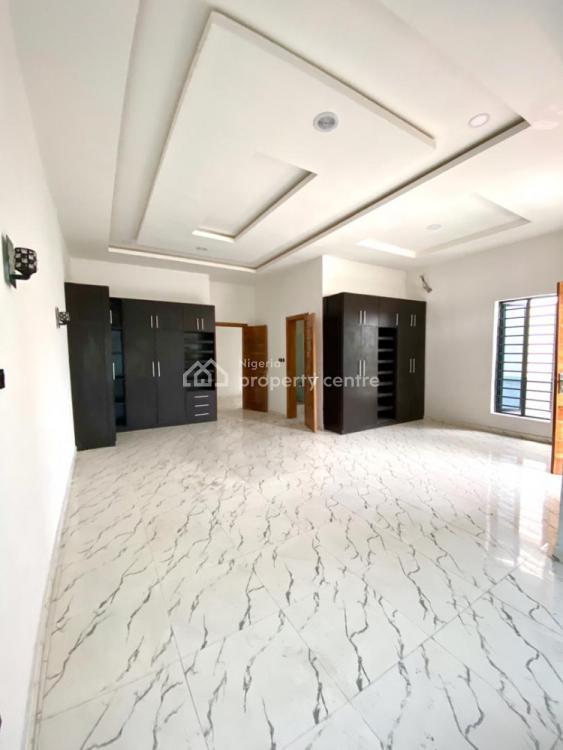 Four Bedroom Semi Detached Duplex with Bq, Chevron, Lekki, Lagos, Semi-detached Duplex for Rent