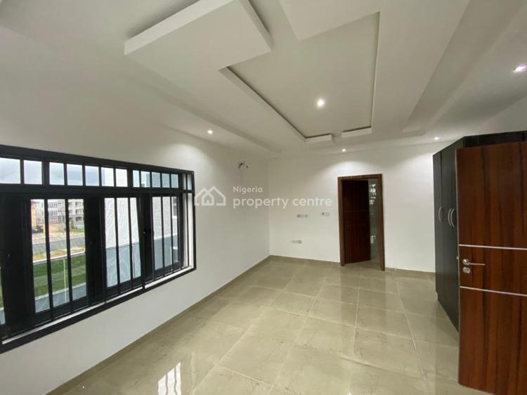 Luxury Four Bedroom Terrace House, Lekki Right, Lekki, Lagos, Terraced Duplex for Sale