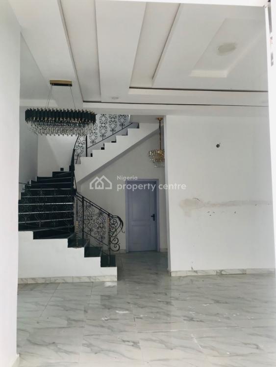 5 Bedroom Luxury Duplex with Boys Quarter (rear), Bridgegate Estate, Agungi, Lekki, Lagos, Detached Duplex for Sale
