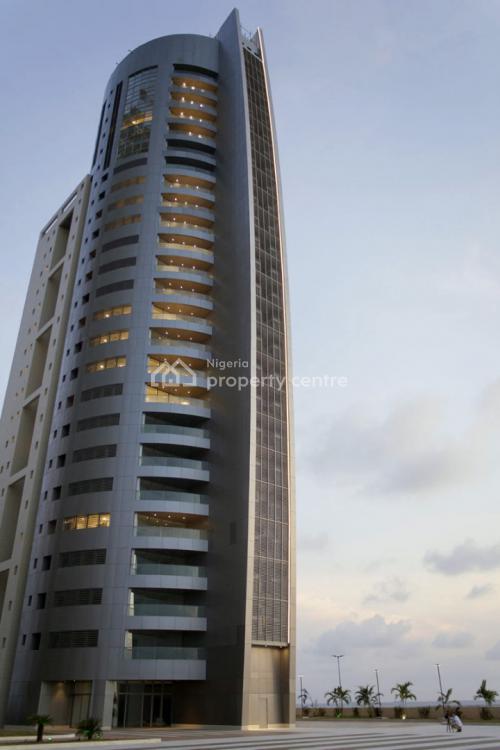 Luxurious 3 Bedroom Penthouse, Eko Atlantic City, Lagos, Block of Flats for Sale