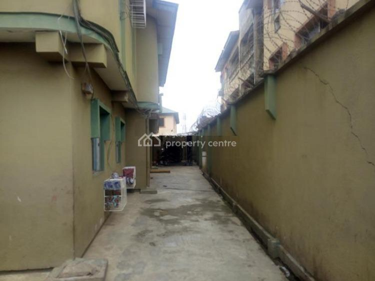 a Solid Block of 4 Units of 3 Bedroom Flat, Egbeda, Alimosho, Lagos, Block of Flats for Sale