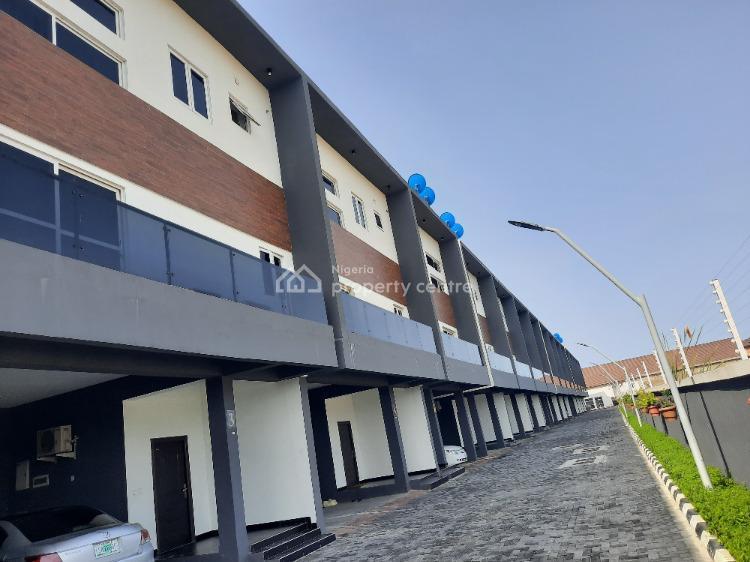 Luxury 4 Bedroom, Ikate Elegushi, Lekki, Lagos, Semi-detached Duplex for Sale