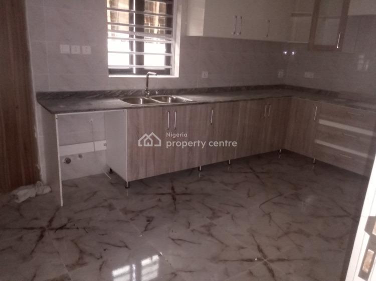 4 Bedroom Terraced Duplex with a Room Bq, Orchid Hotel Axis, Lafiaji, Lekki, Lagos, Terraced Duplex for Sale