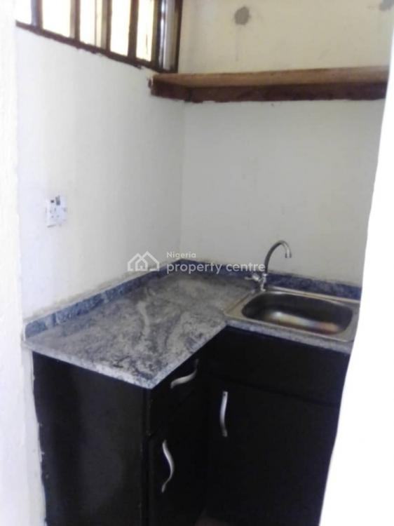 Clean Self-contained Bq, 6th Ave, Gwarinpa, Abuja, Self Contained (single Rooms) for Rent