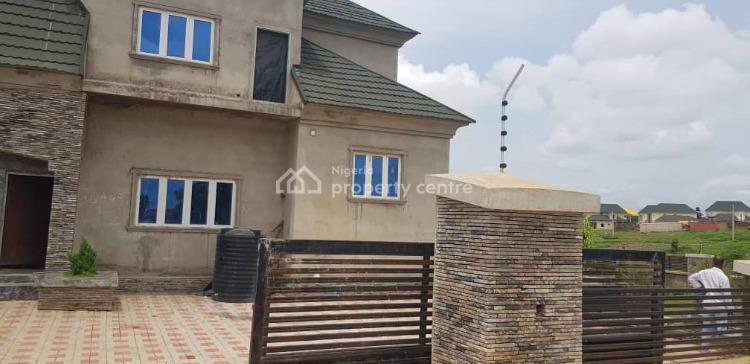 4 Bedroom Semi Detached Duplex, Off Airport Road, Lugbe District, Abuja, Semi-detached Duplex for Sale