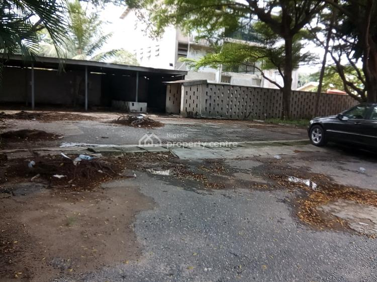 Nine Bedroom Detached House with 3 Rooms Bq, Off Adeola Odeku, Victoria Island (vi), Lagos, Detached Duplex for Rent
