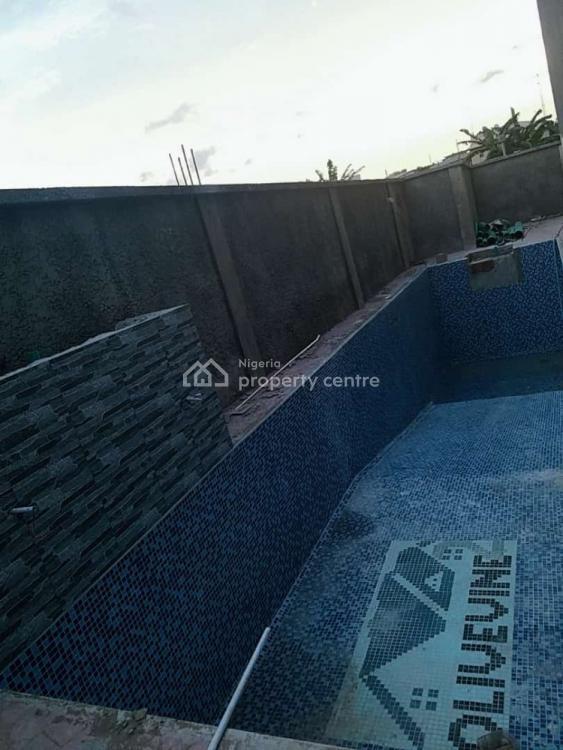 Luxury Built Massive 4 Bedroom Terrace on 2 Floors, Gbagada Phase 1, Gbagada, Lagos, Terraced Duplex for Sale