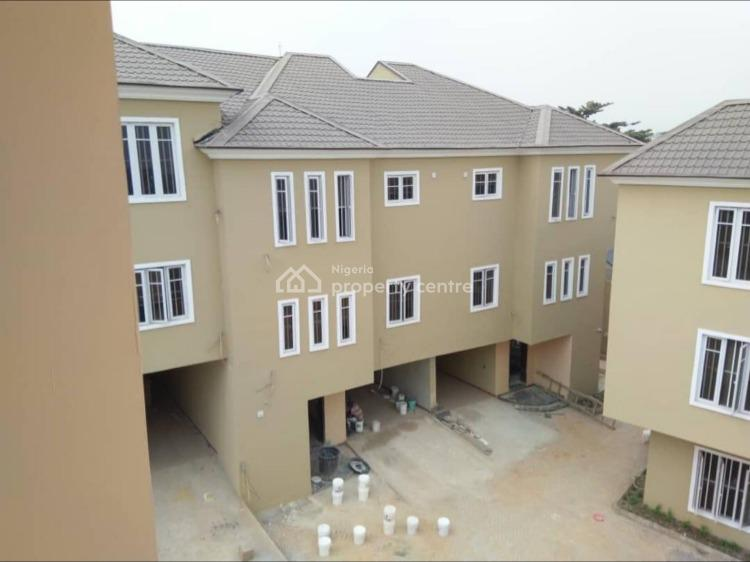 Luxuriously Finished Well Furnished 2 Nos of 5 Bedroom Terraced Duplex, Heritage Court, Magodo Brooks, Gra, Magodo, Lagos, Terraced Duplex for Sale