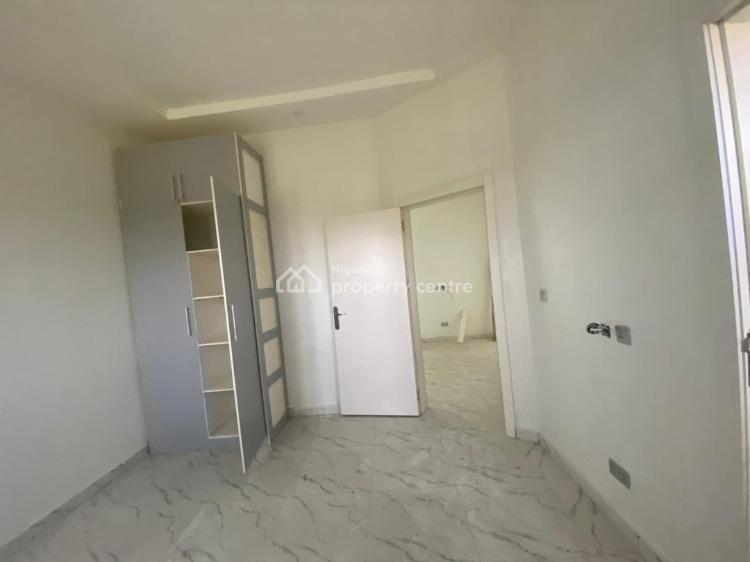 Affordable 4 Bedroom Terrace in a Mini Estate, Orchid Road, Chevron, Lafiaji, Lekki, Lagos, Terraced Duplex for Sale