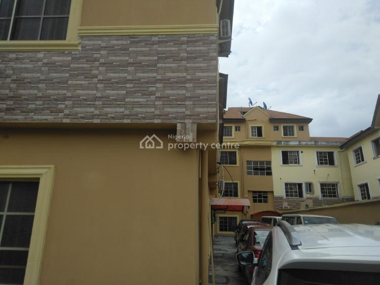 Room and Parlour Self Contained, Orchid Road, Second Toll Gate, Lafiaji, Lekki, Lagos, Mini Flat for Rent