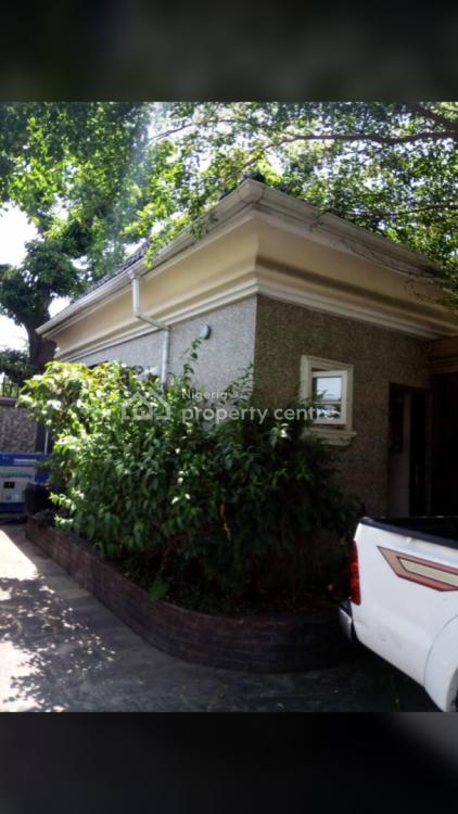 5 Bedroom Detached House with 2 Rooms Bq, Off Alexander Road, Old Ikoyi, Ikoyi, Lagos, Detached Duplex for Sale