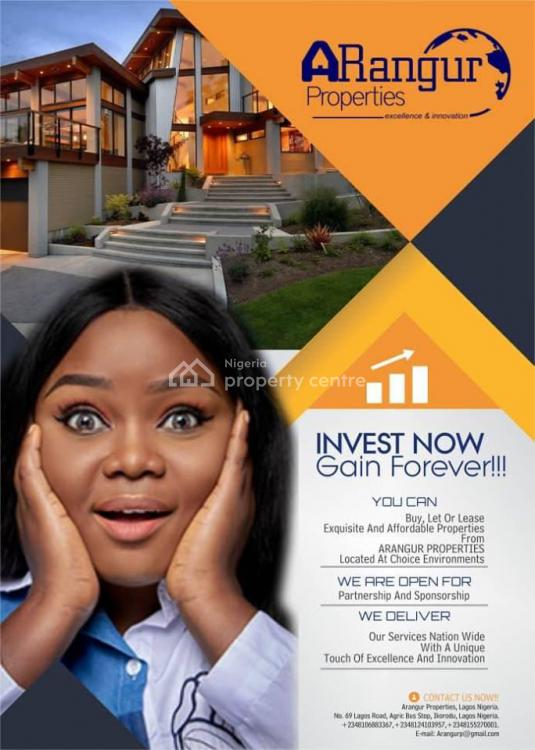 Premium Luxury Apartments, Farm Road, Eliozu, Port Harcourt, Rivers, Block of Flats for Sale