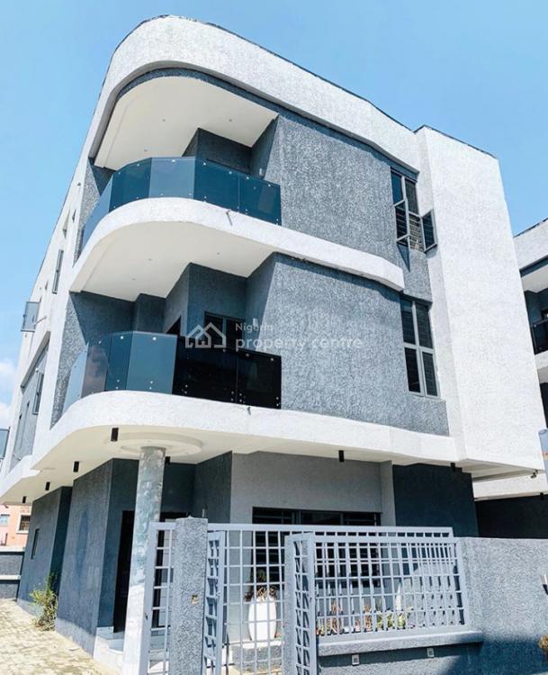Magnificent 5 Bedroom Duplex in a Gated Estate, Ikate Elegushi, Lekki, Lagos, Detached Duplex for Sale
