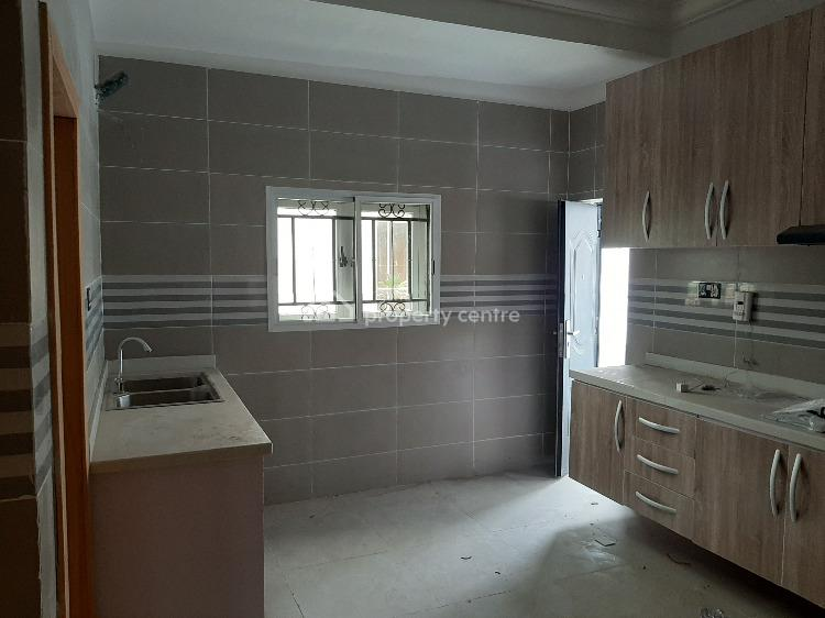 Brand New and Well Finished 3 Bedroom Terrace with a Room Bq, Lekki Phase 1, Lekki, Lagos, Terraced Duplex for Sale