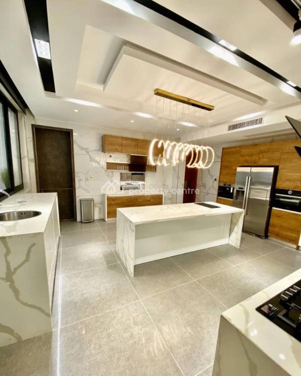 Top-notch Masterpiece Luxury House, 3rd Avenue, Banana Island, Ikoyi, Lagos, Terraced Duplex for Sale