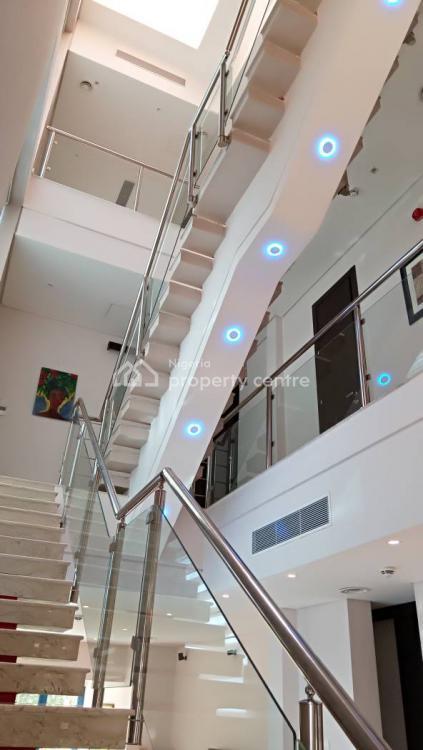 Luxurious 4 Bedroom Terrace Duplex, Off Bourdillon, Ikoyi, Lagos, Terraced Duplex for Sale