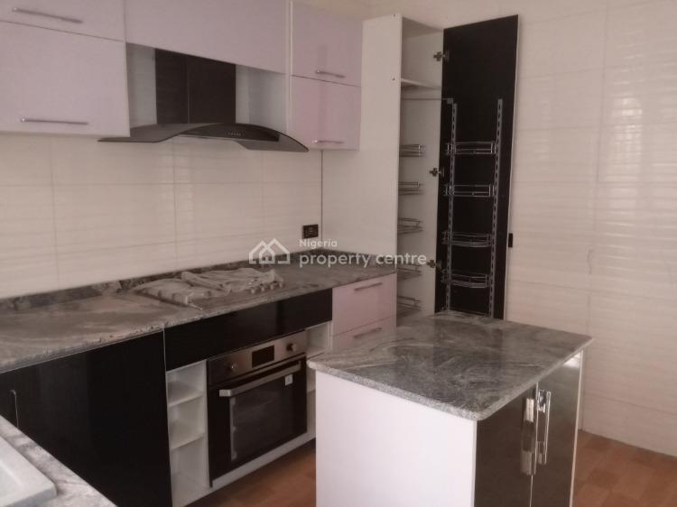 Newly Built 4 Bedroom Terraced Duplex with a Room Bq, Chevron Drive, Lekki, Lagos, Terraced Duplex for Rent