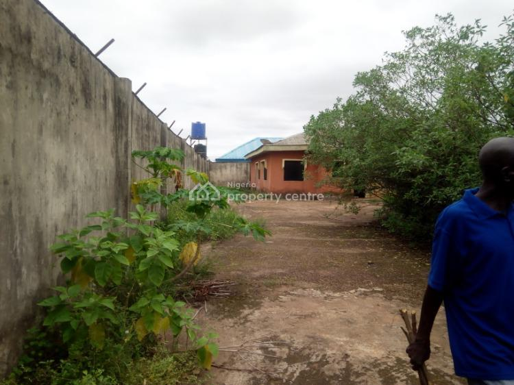 Three Bedroom Apartment, Francis Adebayo Street Off Alaja, Ipaja-ayobo, Akowonjo, Alimosho, Lagos, Detached Bungalow for Sale