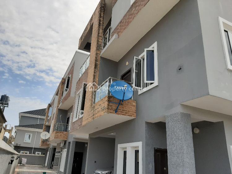 Self-serviced and Brand New 4 Bedroom En-suite Detached Duplex, Ikate Elegushi, Lekki, Lagos, Detached Duplex for Rent