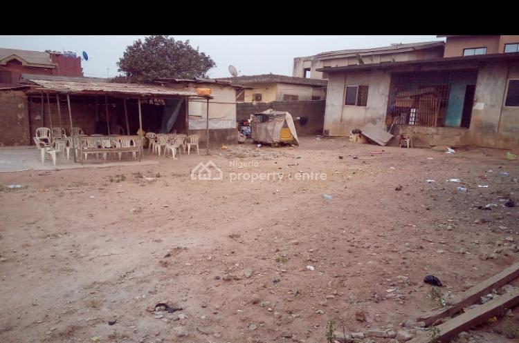 1 Plot of Land with a 3 Bedroom Apartment on It, 4, New Town Iju Ishaga, Ifako-ijaiye, Lagos, Mixed-use Land for Sale