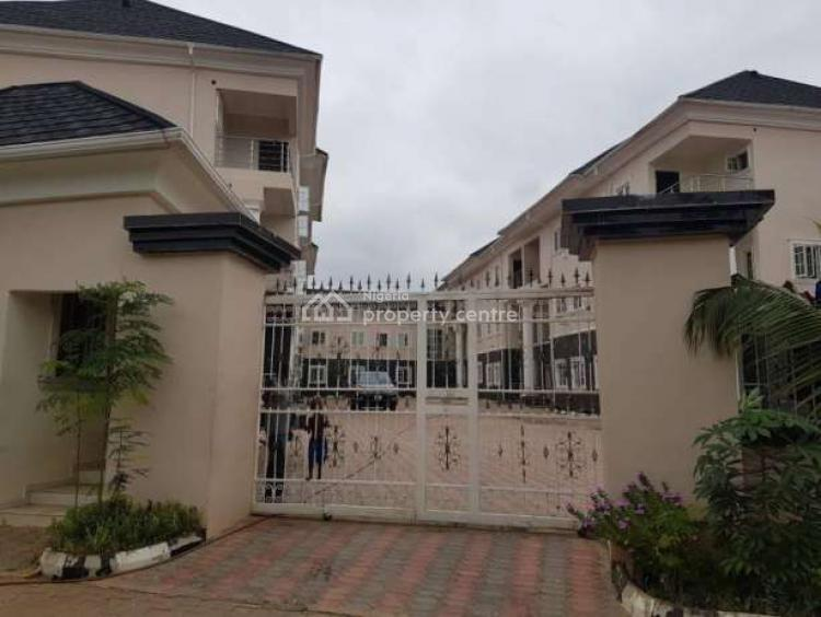 Luxury Finished 10 Units of 4 Bedrooms Terrace Duplexes, Diplomatic Zone, Katampe Extension, Katampe, Abuja, Terraced Duplex for Sale