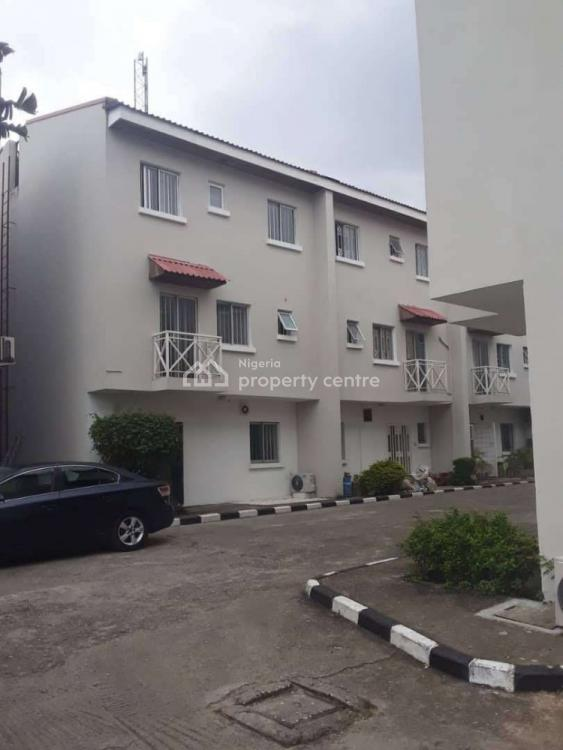 Luxury 3 Bedroom + 1 Room Bq Terraced Duplex, Old Ikoyi, Ikoyi, Lagos, House for Sale