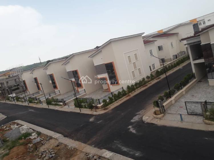4 Bedroom Row House Duplex Plus Bq, Apo, Abuja, Terraced Duplex for Sale