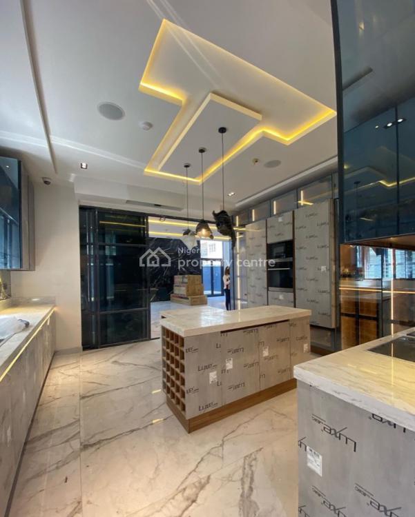 2 Units Executive Luxury 5 Bedroom Detached Duplex with 2 Bq, Lekki Phase 1, Lekki, Lagos, Detached Duplex for Sale