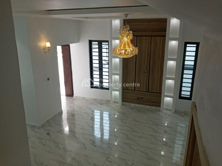 4 Bedroom Fully Detached Duplex with a Room Bq, Chevron Alternative, Lekki Phase 1, Lekki, Lagos, Detached Duplex for Sale