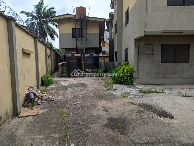 Block of Flats, 2, Pelewura Close, Apapa Wharf, Apapa, Lagos, House for Rent