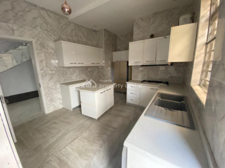 4 Bedroom Semi Detached Duplex with Bq, Chevy View Estate Chevron Drive, Lekki Phase 2, Lekki, Lagos, Detached Duplex for Sale