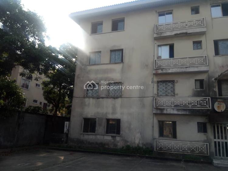8 Numbers of 3 Bedroom Flat with 8 Bqs, Victoria Island (vi), Lagos, Block of Flats for Sale