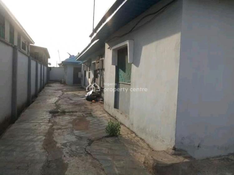 Standard Block of 4 Flat 2 Bedroom with Miniflat on Full Plot, Igando, Ikotun, Lagos, Block of Flats for Sale