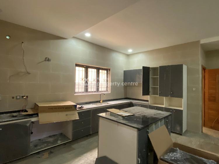Luxury 4 Bedroom Semi Detached Duplex with B.q, Lekki Phase 1, Lekki, Lagos, Semi-detached Duplex for Sale
