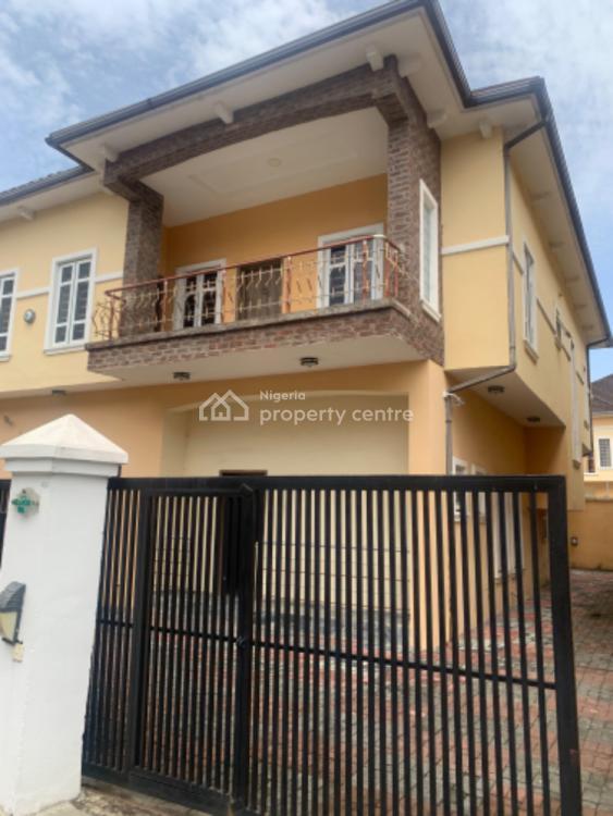 Well Built 5 Bedroom Fully Detached House with a Room Bq, Hakeem Dickson, Lekki Phase 1, Lekki, Lagos, Detached Duplex for Sale