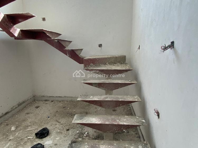 Newly Built 4 Bedroom Detached Duplex with B.q, Lekki Phase 1, Lekki, Lagos, Detached Duplex for Sale